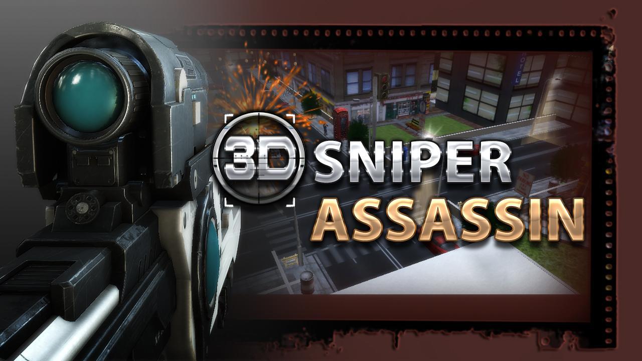 Download Sniper 3D Assassin Full Mod Apk+Data